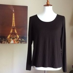 Eileen Fisher Top Blouse Sz P